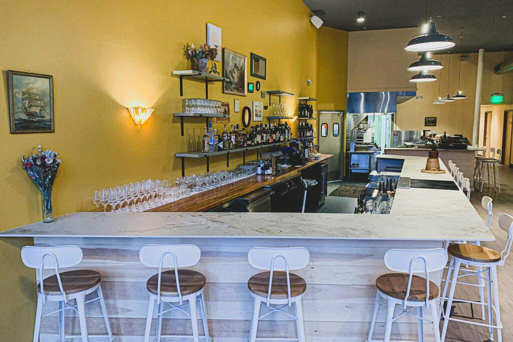 The Bar at Leeward